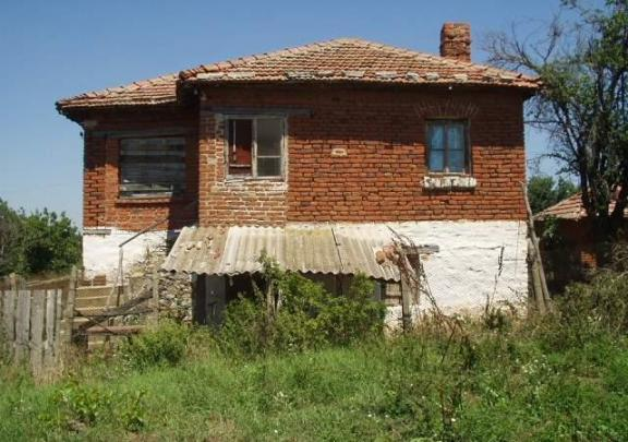 опустялата къща
